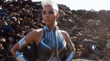 Alexandra Shipp slates the 'X-Men' movies for giving her 'barely anything to say'