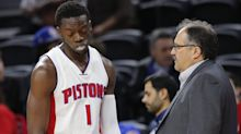 Ish Smith says Pistons point guard Reggie Jackson is looking like old self
