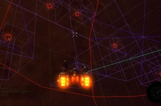 Balancing realistic physics with fun in Black Prophecy