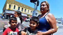 LA's Latino community terrorized by family separations