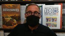 Indigné par l'ouverture des Fnac, ce gérant de librairie du Mans refuse de fermer sa boutique