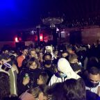 Illegal Halloween party with nearly 400 people shut down by deputies in NYC