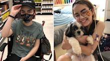 Teen's rare illnesses cause her body to reject food
