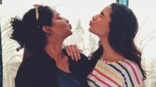 Alia Bhatt shares an adorable picture with her Dear Zindagi director Gauri Shinde