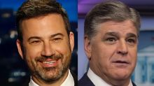 Jimmy Kimmel unloads on Sean Hannity: 'You, Sean, are the whole ass circus'
