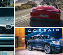 11 Must-See New Cars and SUVs at the 2019 New York Auto Show