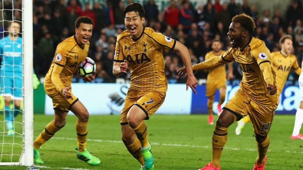 Pochettino hails Tottenham team ethic after 'crazy' win at Swansea