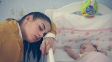 Parents are losing a shocking amount of sleep in their child's first year
