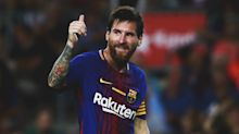 Guardiola: Someone could pay Messi's buyout clause