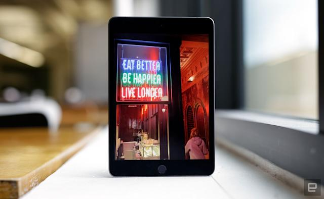 Apple's 256GB iPad mini is $50 off at Amazon
