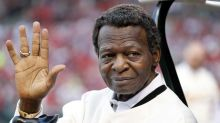 Hall of Famer Lou Brock announces he's cancer-free, vows to keep battling