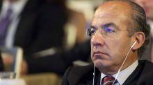 Mexican president says would extradite predecessor Calderon to U.S.