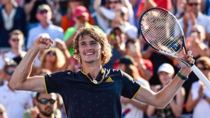 Alexander Zverev's won as many titles as Roger Federer in 2017 but still wants more