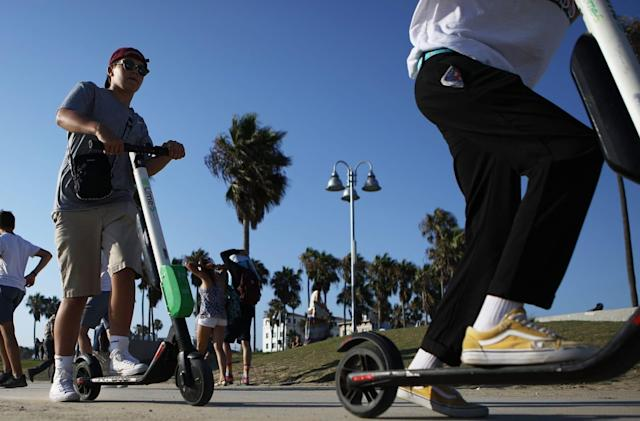 Now Segway and Lime are sorting out blame for scooter battery issues