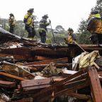 California braced for mudslides and torrential rain after devastating storm