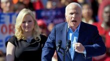Meghan McCain Confesses to Screaming Match with Her Dad After His Brain Surgery