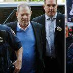 'We got you, Harvey Weinstein': Rose McGowan and more react to Harvey Weinstein's arrest