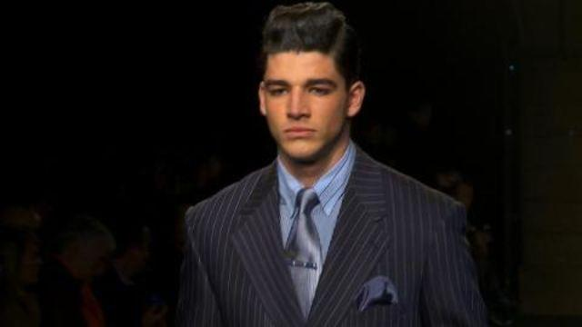 Style.com Fashion Shows - Versace Fall 2012 Menswear