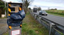 """Valence : deux """"gilets jaunes"""" pris en flagrant délit de dégradation d'un radar automatique"""