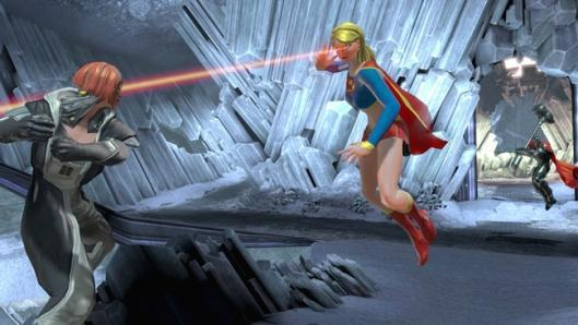 Take a look at DC Universe Online's survival mode