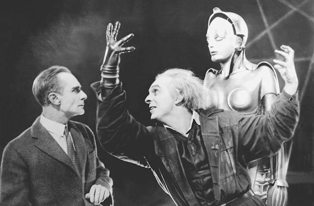 'Mr. Robot' creator turns sci-fi legend 'Metropolis' into a series