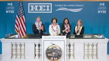 HEI CEO Lau uses NYSE appearance to highlight Hawaiian Electric's renewable energy focus
