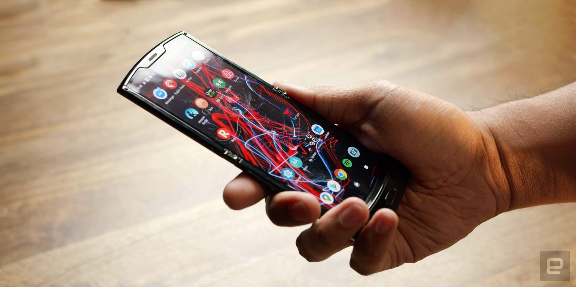 Motorola Razr review: A fashion statement, not a flagship