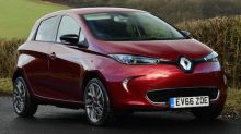 First UK drive: Renault Zoe
