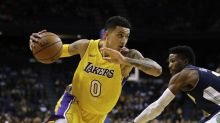 How Kyle Kuzma has emerged as a potential Lakers cornerstone