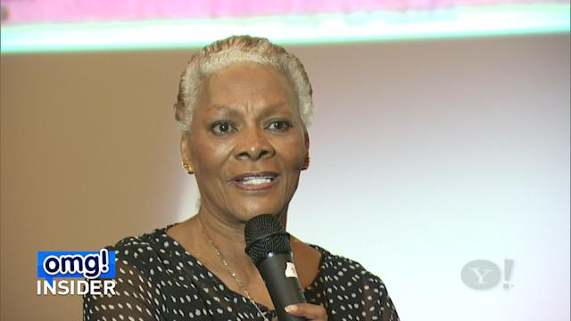 Dionne Warwick's First Appearance Since Rumored Bankruptcy