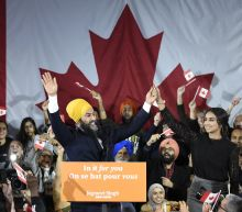 The Latest: Conservative says it's Canada's govt in waiting