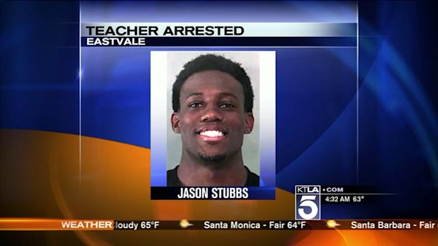 Fontana Teacher Accused of Sexual Contact With Young Girl