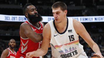 Harden, Jokic finally join the NBA bubble