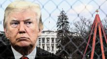 Trump spends Christmas Eve shutdown 'all alone,' tweeting his frustrations