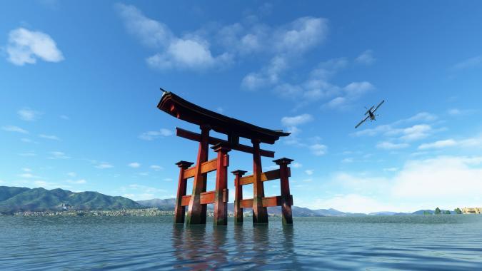 Microsoft Flight Simulator Japan World Update