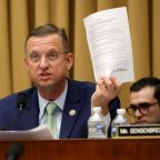 Trump says he's considering loyalist Rep. Doug Collins for director of national intelligence