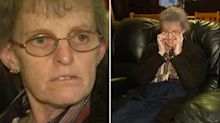 'I was shaking and crying': Cancer patient 'terrified' after doorstep robbery