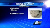 Recall Roundup for October 10, 2013