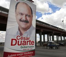 César Duarte: Fugitive Mexican ex-governor arrested in Miami