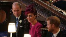 Royale Hochzeit: So sieht man Herzogin Kate und Prinz William selten