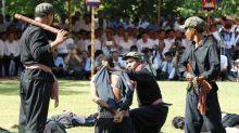 Camboya escenifica las matanzas del Jemer Rojo en recuerdo de las víctimas