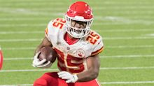 Week 8 Fantasy Football Rankings: RB