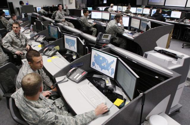 The Pentagon isn't sure who'd be in charge during a cyberattack