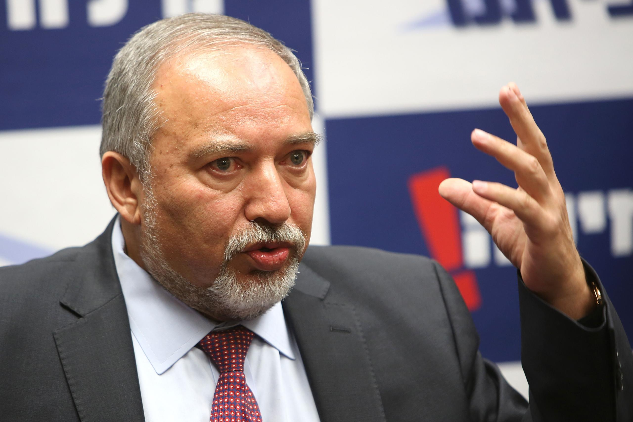Israel's New Defense Minister Avigdor Lieberman Has Threatened to Bomb Egypt and Kill Palestinians