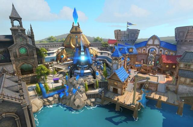 'Overwatch' adds Disneyland-style map 'Blizzard World'
