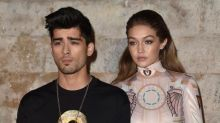 Gigi Hadid and Zayn Malik's celebrity pals congratulate couple as they welcome 'beautiful' baby girl