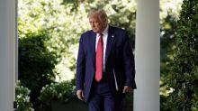 Umfrage:Kritik an Trumps Corona-Krisenmanagement wächst