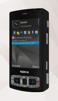 Nokia N95 8GB with US 3G passes FCC