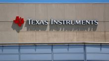 Texas Instruments posts rare revenue rise as consumers splurge on electronics