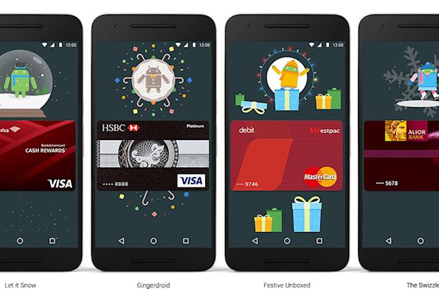 Android Pay helps Brits keep track of their Tube spending
